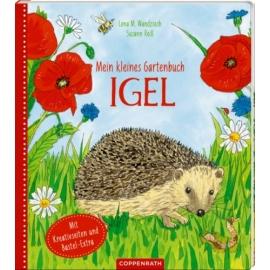 Mein kleines Gartenbuch: Igel