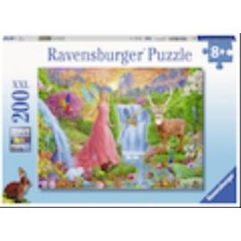 Ravensburger 126248 Puzzle Magischer Feenzauber200 Teile XXL