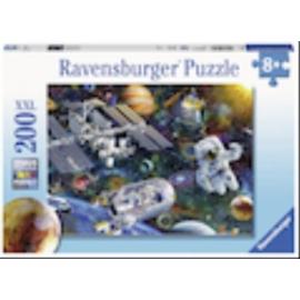 Ravensburger 126927 Puzzle Expedition Weltraum 200 Teile XXL