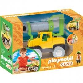 PLAYMOBIL 70064 - Sand - Bohrfahrzeug