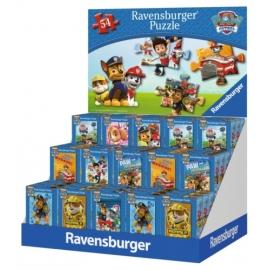 Ravensburger 720293  Minipuzzles Paw Patrol, 54 Teile