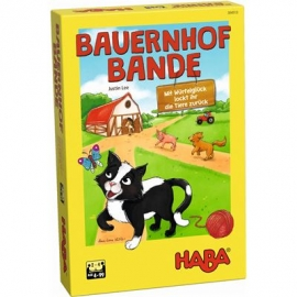 HABA - Bauernhof-Bande