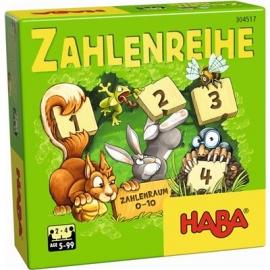 HABA - Zahlenreihe