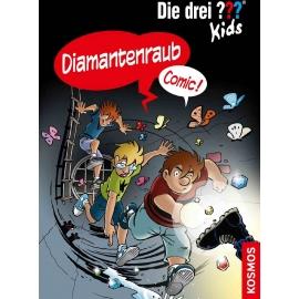 KOSMOS - Die Drei ??? Kids - Diamantenraub