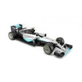 BBURAGO HK   BB 1:18 F1 Mercedes AMG Petronas W07 Hybrid ( 6 N. Rosberg)