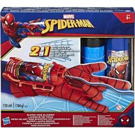 Hasbro - Spider-Man Mega Blast Web Shooter mit Handschuh