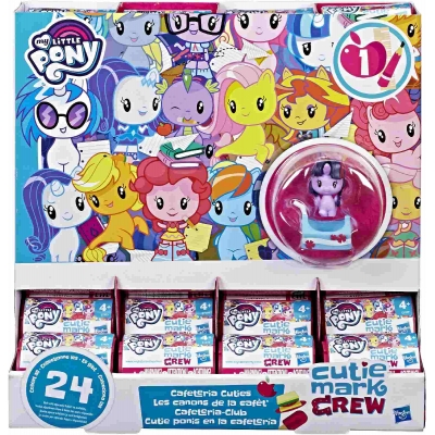 Hasbro - My Little Pony - Cuties Sammelfiguren