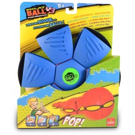 Tucker Toys - Phlat Ball Classic Blue