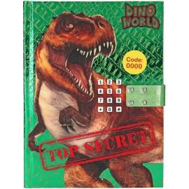 Depesche - Dino World - Geheimcode Tagebuch  mit Sound