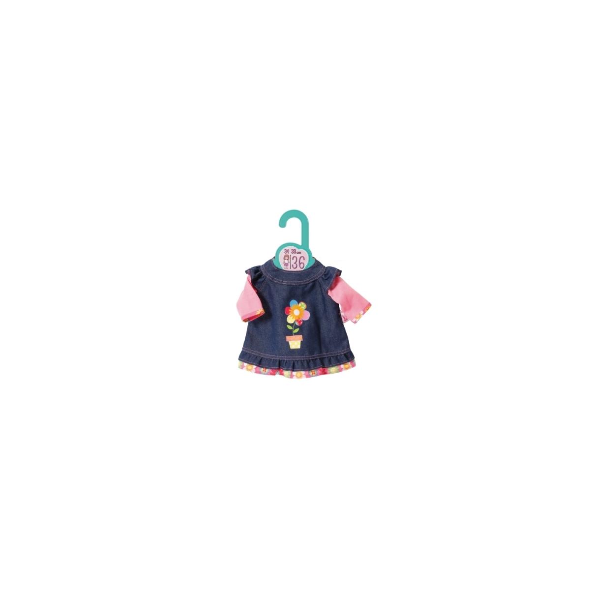 Dolly Moda 34-38 cm Zapf Creation 870754 Jeanskleid