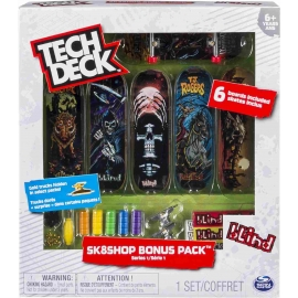 Spin Master - TED Tech Deck Bonus Sk8 Shop