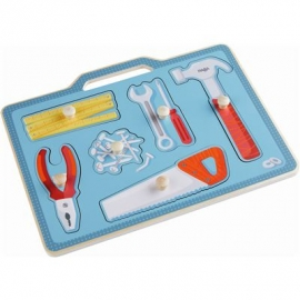 HABA - Greifpuzzle Werkzeugkasten