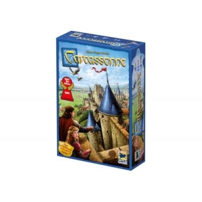 Carcassonne Neue Edition