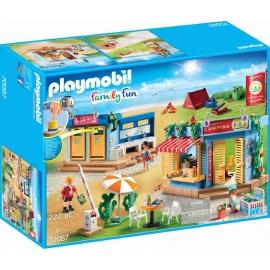 PLAYMOBIL 70087 - Family Fun - Großer Campingplatz