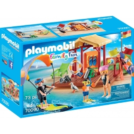 PLAYMOBIL 70090 - Family Fun - Wassersport-Schule