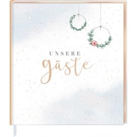 Gästebuch Unsere Gäste (Hochzeit)