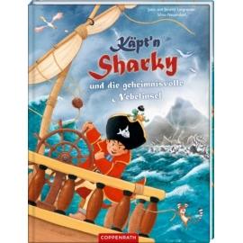 Käpt n Sharky und die geheimnisvolle Nebelinsel