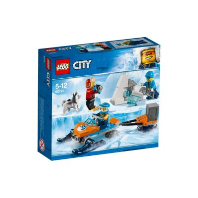 LEGO® City Arktis-Expeditionsteam