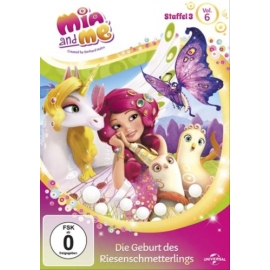 DV Mia and me 3.6: Geburt