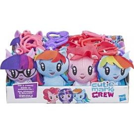 Hasbro - My Little Pony Cuties Plüsch Clips