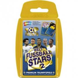 Winning Moves - Top Trumps - Weltfußball Stars 2