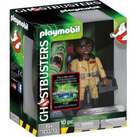 Playmobil 70171 Ghostbusters Sammlerfigur W. Zeddemore
