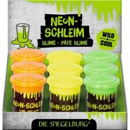 Neon-Schleim Wild+Cool, sortiert