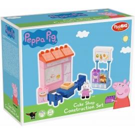 BIG - PlayBIG Bloxx Peppa Pig Cake Shop