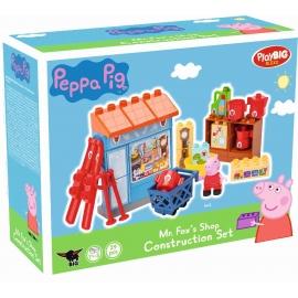 BIG - PlayBIG Bloxx Peppa Pig Mr Foxs Shop