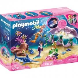 PLAYMOBIL 70095 - Magic - Nachtlicht Perlenmuschel