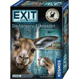 KOSMOS - EXIT - Das Spiel - Die Känguru-Eskapaden - Level: Fortgeschrittene