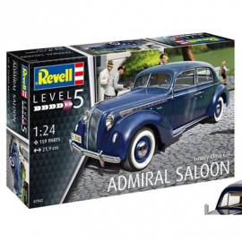 Revell - Model Set Luxury Class Car Admiral Saloon