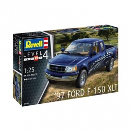 Revell - Model Set 1997 Ford F-150 XLT
