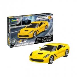 Revell - 2014 Corvette Stingray