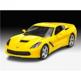 Revell - Model Set 2014 Corvette Sting