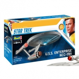 Revell - U.S.S. Enterprise NCC-1701 (TOS)