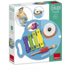 Jumbo Spiele - Glupi Musik 3 in 1