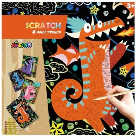 Avenir - Scratch Magic Dragon