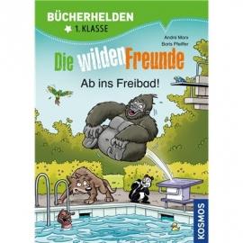 KOSMOS - Die wilden Helden - Ab ins Freibad!