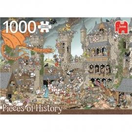 Jumbo Spiele - Das Schloss - 1000 Teile