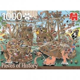 Jumbo Spiele - Die Piraten - 1000 Teile