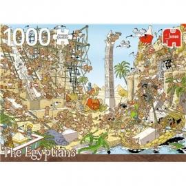 Jumbo Spiele - Die Ägypter - 1000 Teile