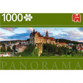 Jumbo Spiele - Schloss Sigmaringen, Deutschland - 1000 Teile Panorama