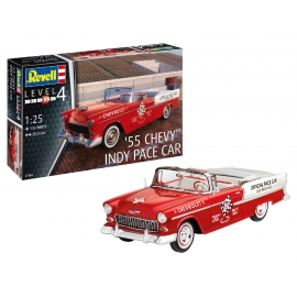 Revell - 1955 Chevy Indy Pace Car