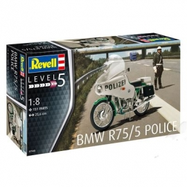 Revell - BMW R75/5 Police