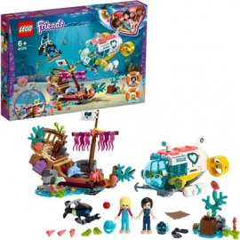 LEGO Friends - 41378 Rettungs-U-Boot für Delfine