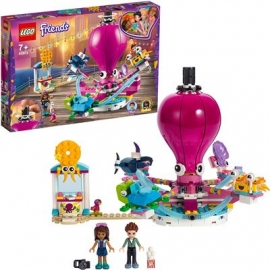 LEGO Friends - 41373 Lustiges Oktopus-Karussell