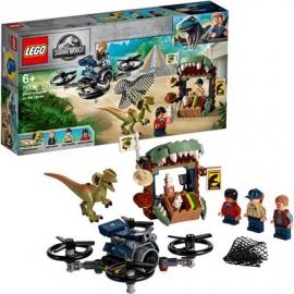 LEGO Jurassic World - 75934 Dilophosaurus auf der Flucht
