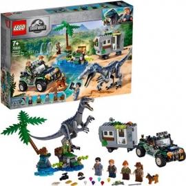 LEGO Jurassic World - 75935 Baryonyxs Kräftemessen: die Schatzsuche
