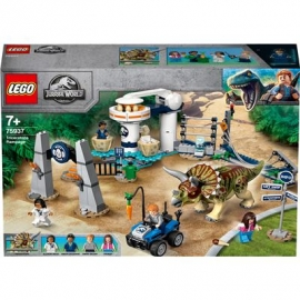 LEGO Jurassic World - 75937 Triceratops-Randale